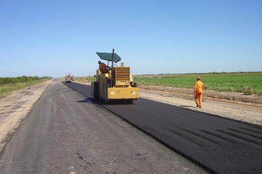 Obras en toda la provincia a través del Programa de Infraestructura Vial