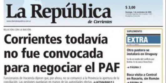 """Trabajadores de La República en """"asamblea permanente y alerta"""""""