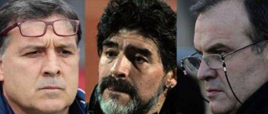 El Mundial de Diego, Tata y Loco