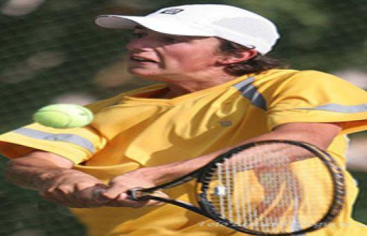 Agustín Velotti, finalista en singles y dobles en el Junior de Roland Garros