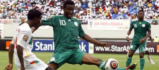 """¿Mundial """"maldito""""?: Nigeria también se queda sin su gran figura John Obi Mikel"""