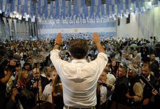 """Duhalde: el mejor candidato del peronismo """"voy a ser yo"""""""