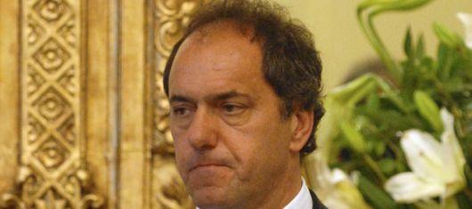 Kambio de estrategia: ¿Scioli peleará en territorio porteño?