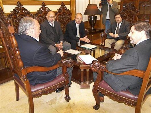 Gobierno y PNUD buscaran esquemas de producción más favorable para la provincia