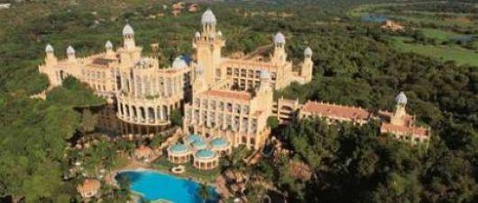 El palacio sudafricano de Susana Giménez