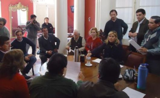 Camau elegido presidente del Foro de Intendentes Justicialistas