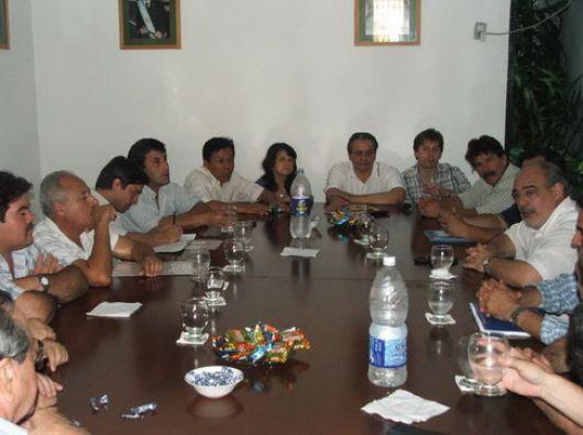 Fuerte apoyo de la UCR para Colombi