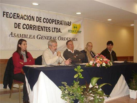Fedecoop renovó Consejo en asamblea ordinaria