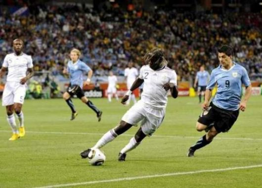 Uruguay tuvo que aguantar al final para llevarse un punto