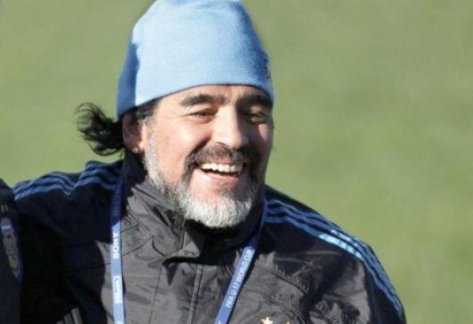 Diego comienza a delinear el equipo