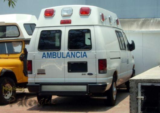 Salud rescató más de 100 ambulancias abandonadas