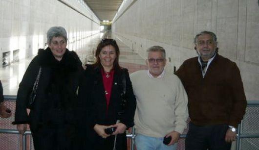 Legisladores llegaron a Paraguay para gestionar la apertura de Ituzaingó- Ayolas