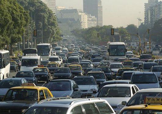 El Concejo podría declarar 'en emergencia' el tránsito