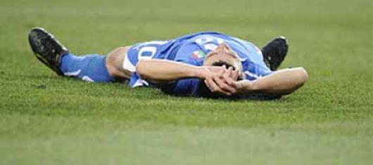"""""""Ciao Italia, ciao"""": Eslovaquia gana 3-2 y lo manda para su casa en final de infarto"""