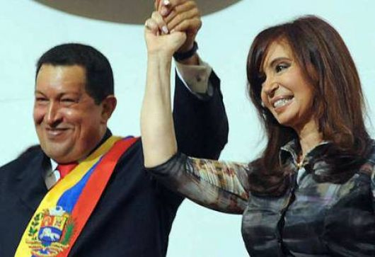 "Cristina se hartó de la ""telenovela"" de corrupción en Venezuela"