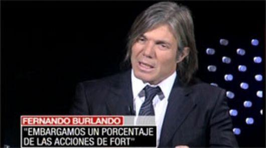 El juicio millonario de Burlando a Fort