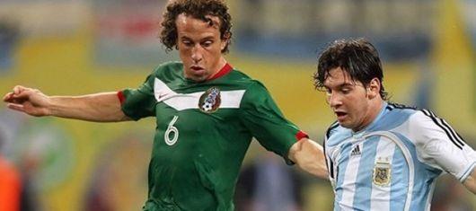 Argentina3 México 1