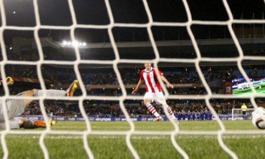 Paraguay entró en la historia: ganó en los penales y esta en cuartos