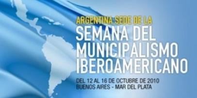 Argentina sede del municipalismo Iberoamericano