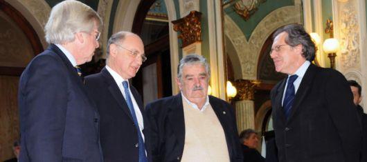 Brasil -donde hoy está Timerman- es tema clave en el enfoque de Uruguay