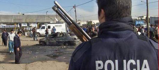 """Informe: Trasciende el """"paquete"""" Scioli/Casal sobre la Policía"""