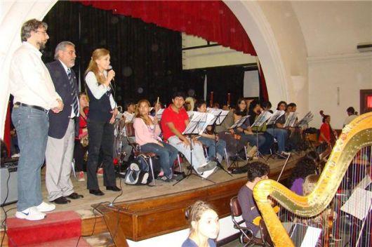 Educación busca conformar la Orquesta y Coro Juvenil de Corrientes