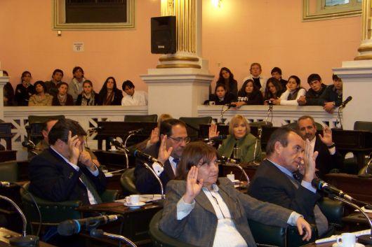 El Senado aprobó el Presupuesto 2010