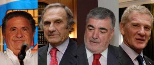 Cumbre del PJ disidente para diseñar el proyecto 2011