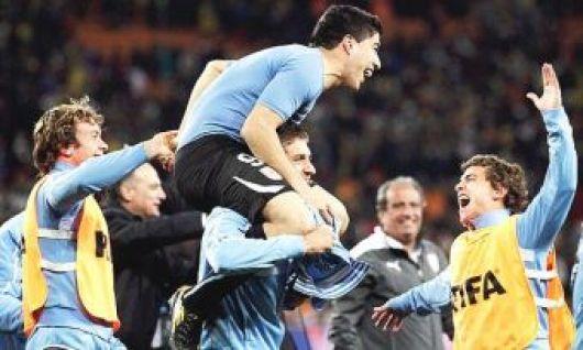 Uruguay ganó por penales