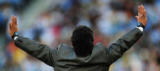Maradona, el Mundial y el fakin tango