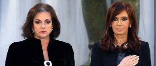 """Cristina llamó a los militares a trabajar """"para volver a ser Estado"""""""