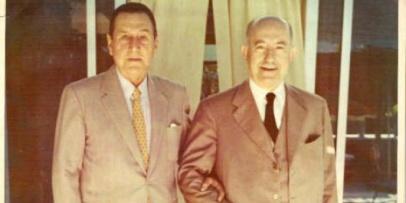 Julio Romero, el consejero de Juan Domingo Perón