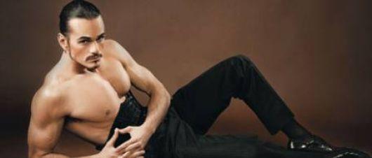 """Cristian Sancho: """"Hay que ser muy hombre para aceptar la feminidad masculina"""""""