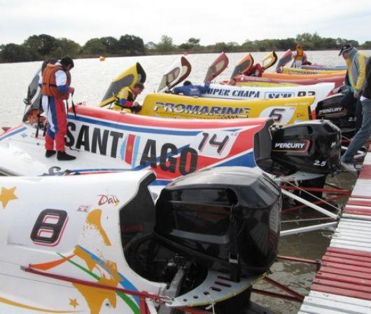 En Goya se corre la tercera fecha del FI Power Boat