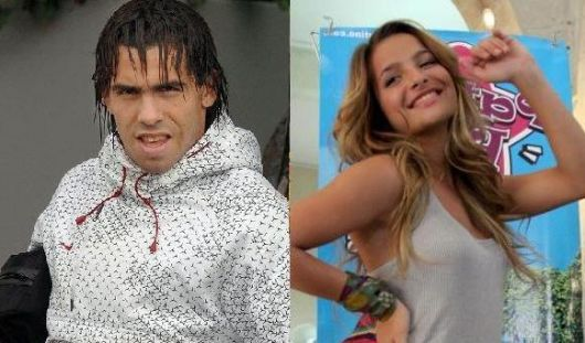 ¿Hay romance entre Tévez y Brenda Asnicar?