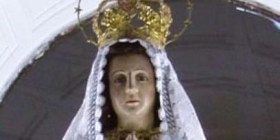Ratifican su fe a la virgen de Itati