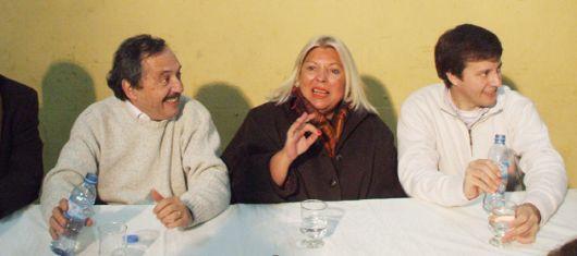Alfonsín lanza el Movimiento de Renovación Nacional para enfrentar a Cobos