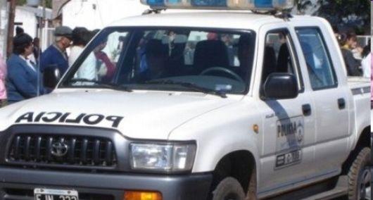 Pasional: acribilló a balazos a la pareja de su ex novia y se entregó a la Policía