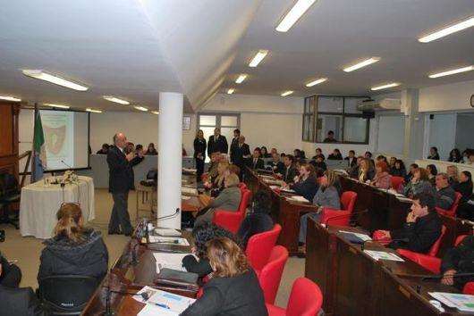 Ceremonialistas del NEA debatieron sobre normas protocolares con el resto de sus pares del país