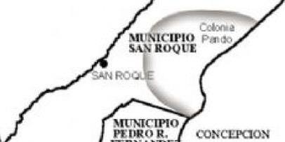 Avanza el plan de urbanización para afianzar a Pando como Municipio