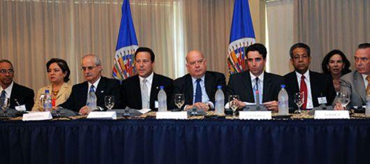 """""""Necesitamos sólo 5 minutos para presentar las pruebas en la OEA"""""""