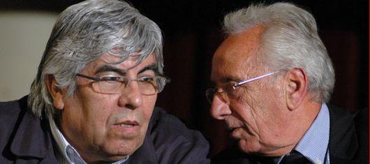 Peligro: Moyano-Recalde en acción