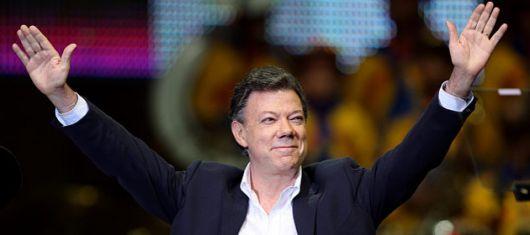 Colombia vs. Venezuela: Néstor Kirchner recibe a Juan Manuel Santos