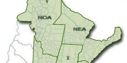 Asimetrías que aquejan al NEA y al NOA