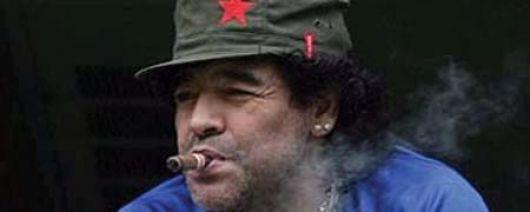 Maradona se decidió por Alejandro Fantino en vez de Susana Giménez