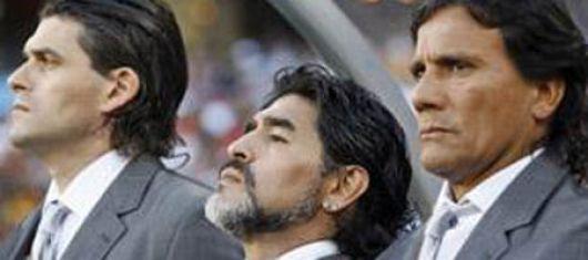 """Argentina 2010: Después de todo, algunos montaron el """"operativo retorno"""" de Maradona al seleccionado"""