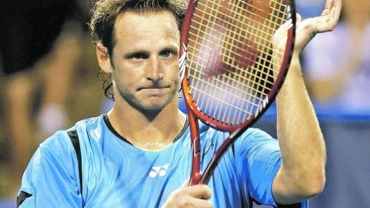 Nalbandian está en la final del ATP de Washington