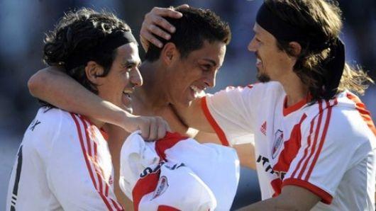 Triunfos de River y Vélez y empate de Boca en el regreso del futbol de AFA
