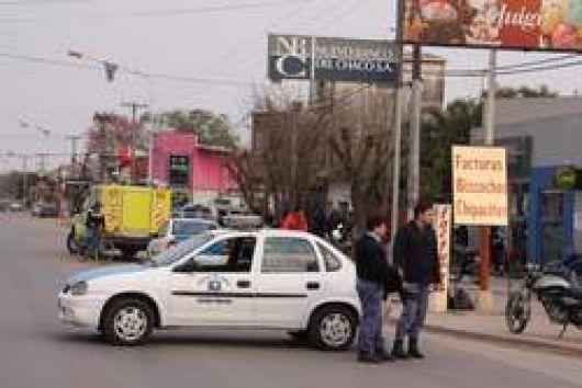 Correntino, bajo sospecha por asalto Banco del Chaco