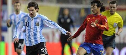 Batista dio la lista para jugar con España: Vuelven Zanetti y Cambiasso